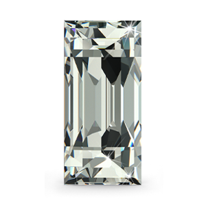 Baguette Shape Diamond