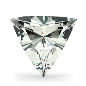 Trilliant Shape Diamond